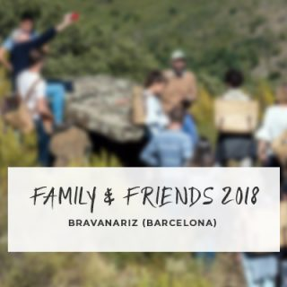 Fotografías: Family & Friends 2018 Barcelona
